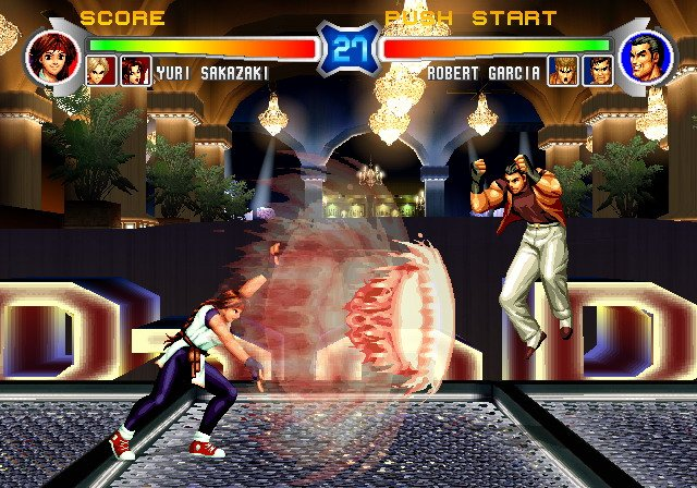 The King of Fighters ''94 Re-Bout - 60370