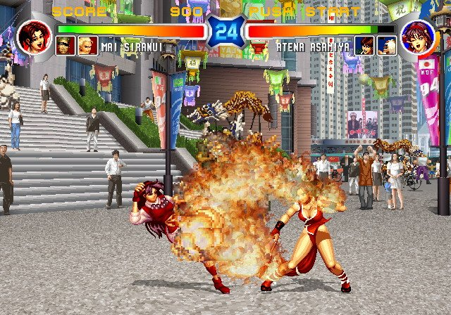 The King of Fighters ''94 Re-Bout - 60367