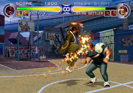 The King of Fighters ''94 Re-Bout - 60369
