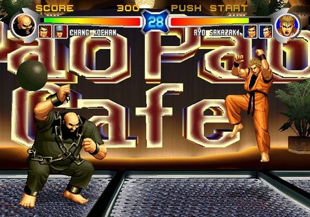 The King of Fighters ''94 Re-Bout - 60373