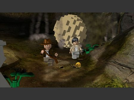 LEGO Indiana Jones: The Original Adventures - 59296