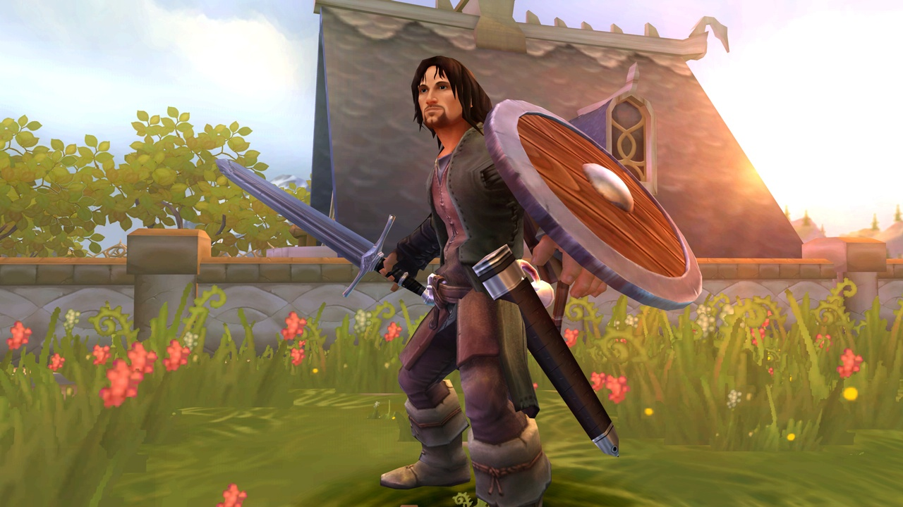 Lord of the Rings: Aragorn''s Quest - 60398