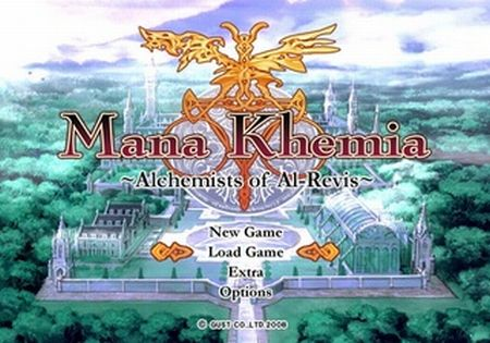 Mana Khemia: Alchemists of Al-Revis - 58428