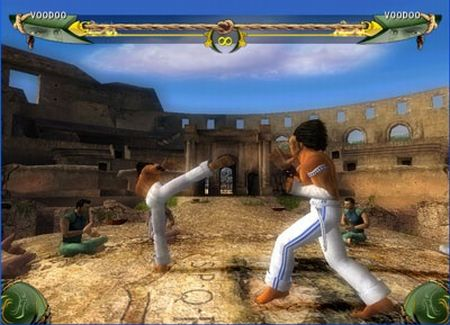 Martial Arts: Capoeira - 59755