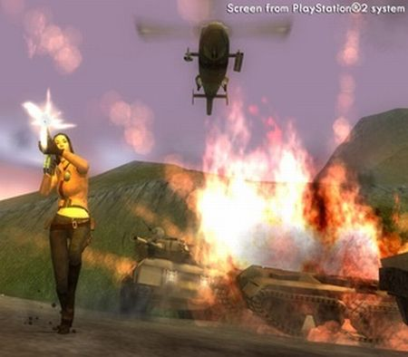Mercenaries 2: World in Flames - 59190