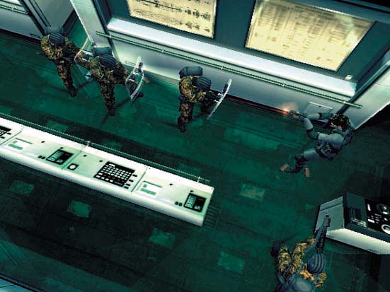 Metal Gear Solid 2: Sons of Liberty - 13410