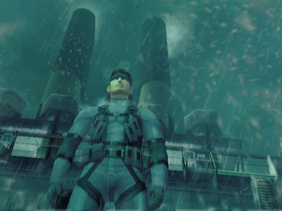 Metal Gear Solid 2: Sons of Liberty - 13412
