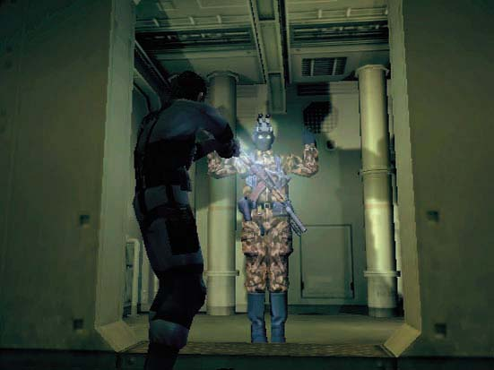 Metal Gear Solid 2: Sons of Liberty - 13415