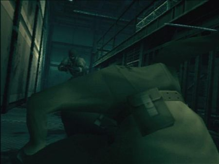 Metal Gear Solid 2: Sons of Liberty - 13291