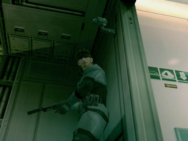 Metal Gear Solid 2: Sons of Liberty - 13404