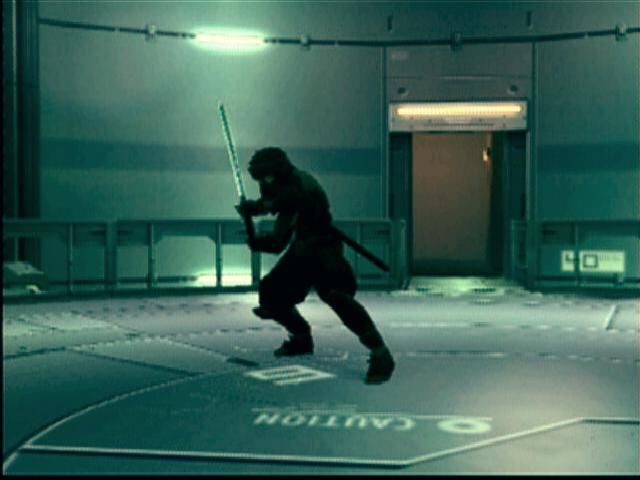 Metal Gear Solid 2: Sons of Liberty - 13298