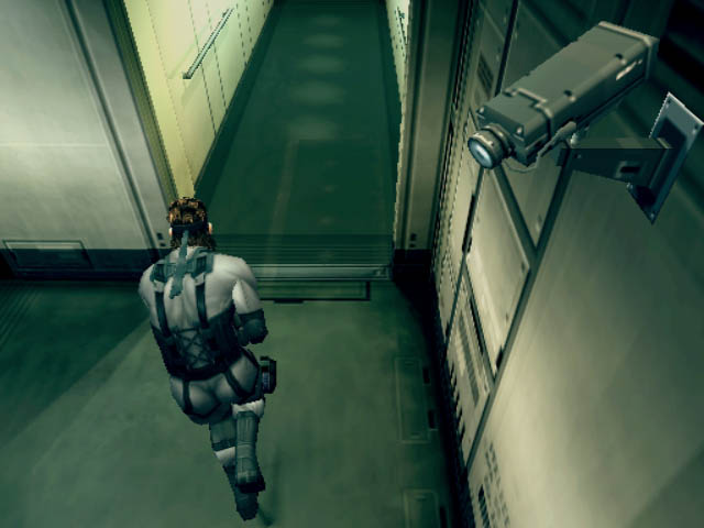 Metal Gear Solid 2: Sons of Liberty - 13405