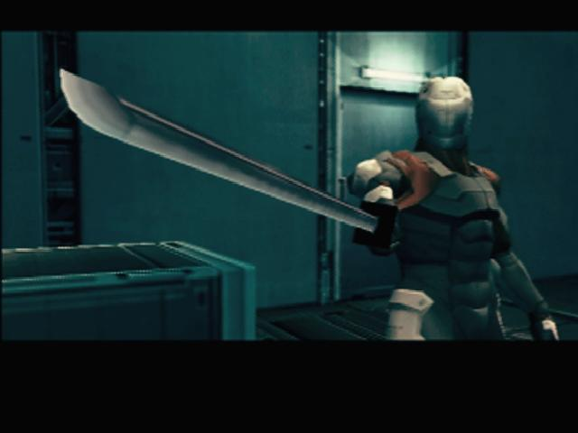 Metal Gear Solid 2: Sons of Liberty - 13307