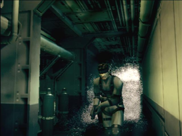 Metal Gear Solid 2: Sons of Liberty - 13416