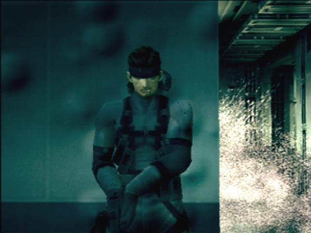 Metal Gear Solid 2: Sons of Liberty - 13417