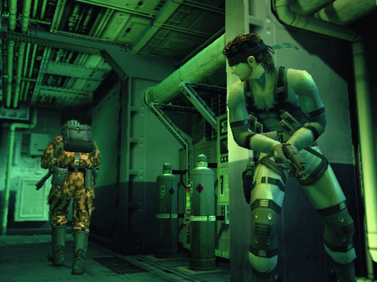 Metal Gear Solid 2: Sons of Liberty - 13387