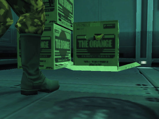 Metal Gear Solid 2: Sons of Liberty - 13392