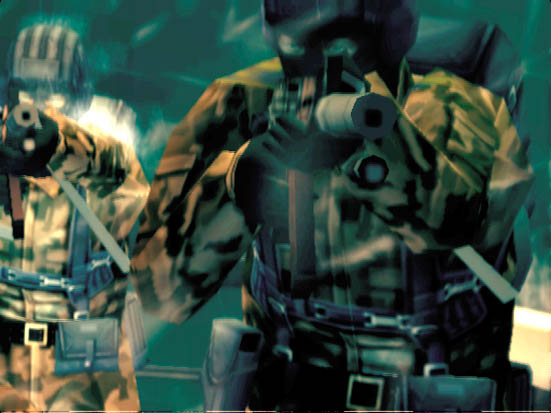 Metal Gear Solid 2: Sons of Liberty - 13400