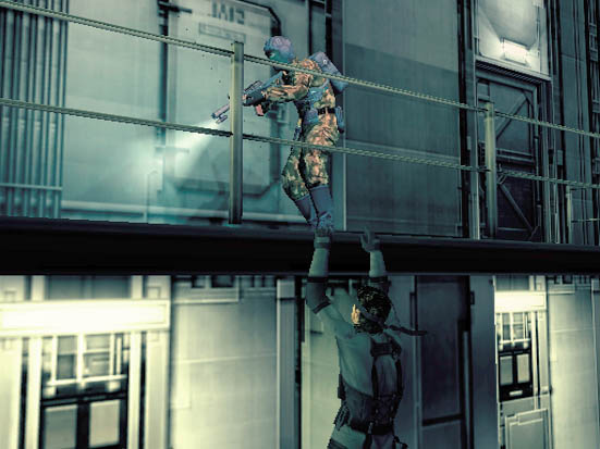 Metal Gear Solid 2: Sons of Liberty - 13401