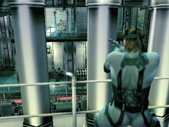 Metal Gear Solid 2: Sons of Liberty - 13364
