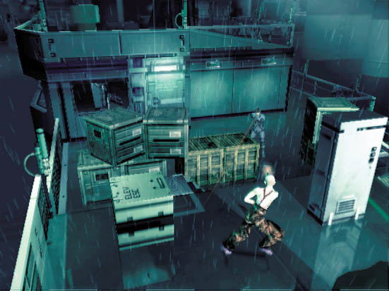 Metal Gear Solid 2: Sons of Liberty - 13371