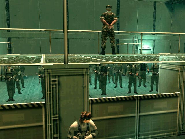 Metal Gear Solid 2: Sons of Liberty - 13375
