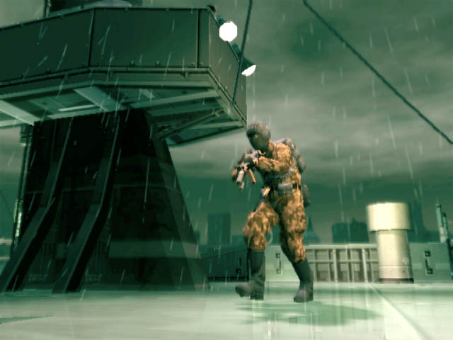 Metal Gear Solid 2: Sons of Liberty - 13378