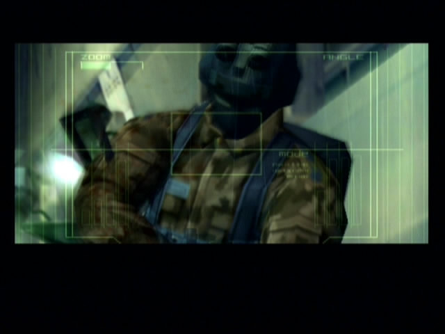 Metal Gear Solid 2: Sons of Liberty - 13337