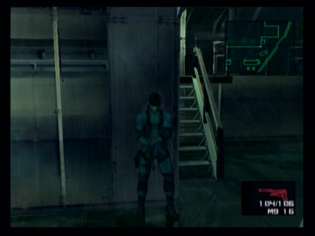 Metal Gear Solid 2: Sons of Liberty - 13342