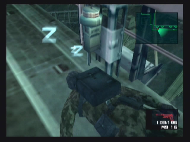 Metal Gear Solid 2: Sons of Liberty - 13309