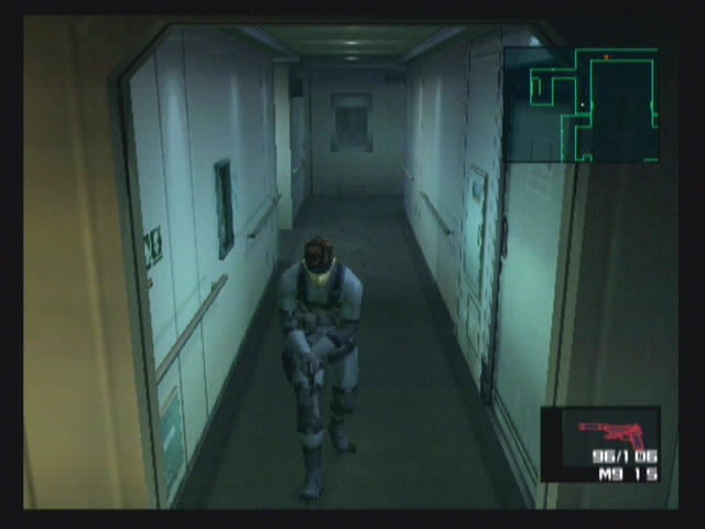 Metal Gear Solid 2: Sons of Liberty - 13312