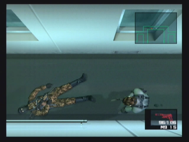 Metal Gear Solid 2: Sons of Liberty - 13313