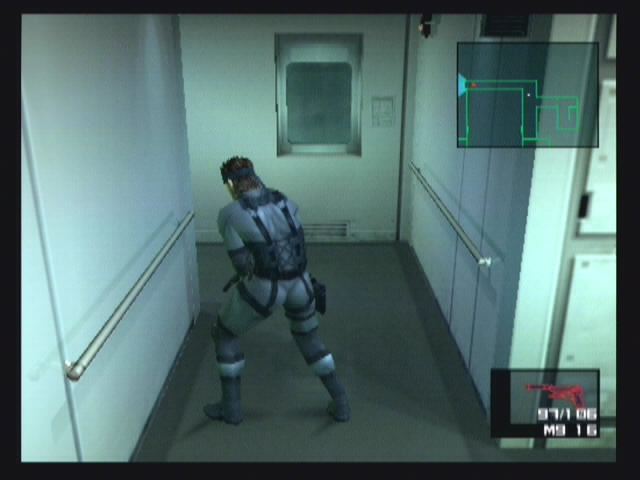 Metal Gear Solid 2: Sons of Liberty - 13314