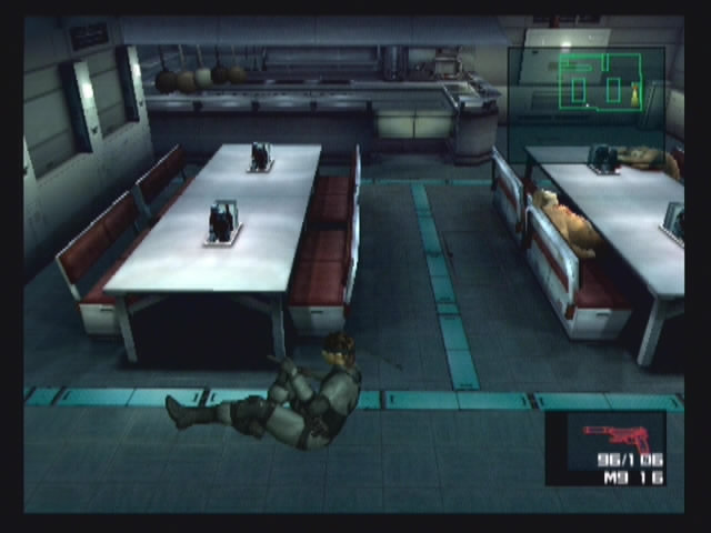 Metal Gear Solid 2: Sons of Liberty - 13316