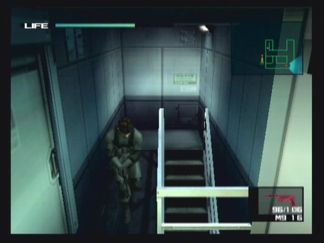 Metal Gear Solid 2: Sons of Liberty - 13318