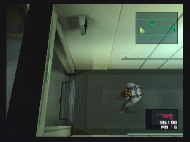 Metal Gear Solid 2: Sons of Liberty - 13319