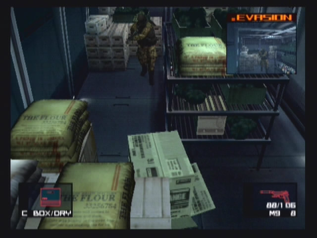 Metal Gear Solid 2: Sons of Liberty - 13348