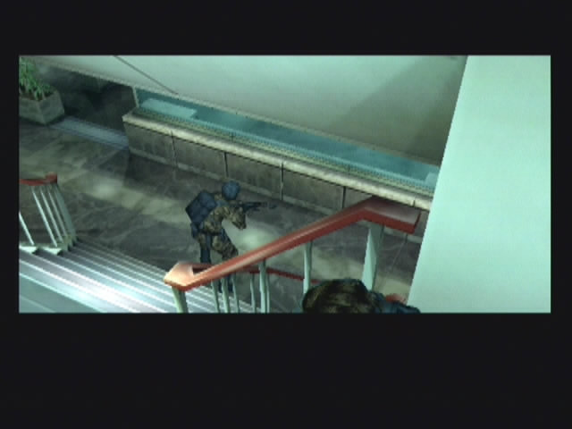 Metal Gear Solid 2: Sons of Liberty - 13355