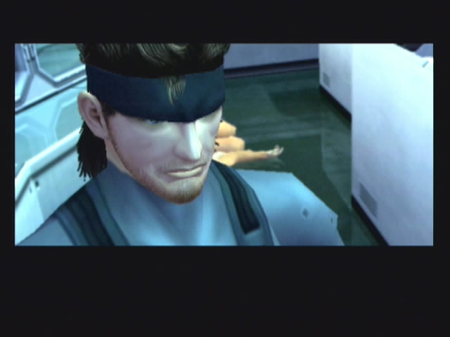 Metal Gear Solid 2: Sons of Liberty - 13362