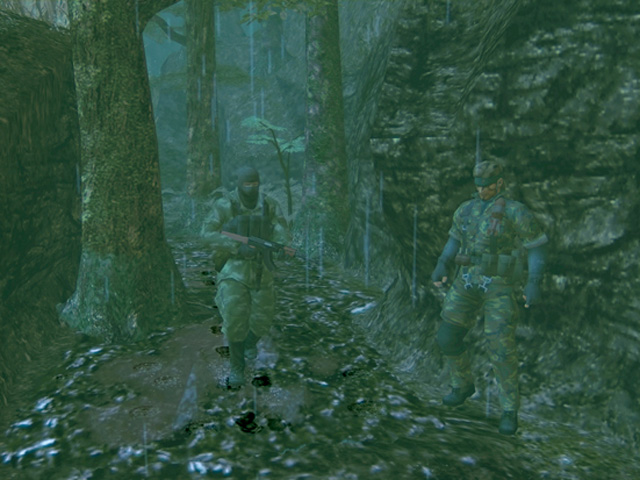 Metal Gear Solid 3: Snake Eater - 47233