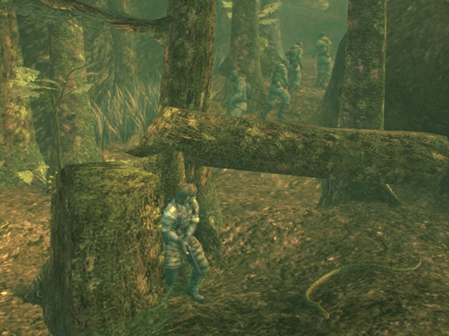 Metal Gear Solid 3: Snake Eater - 47242
