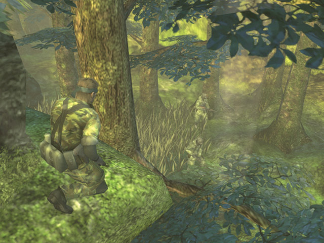 Metal Gear Solid 3: Snake Eater - 47243