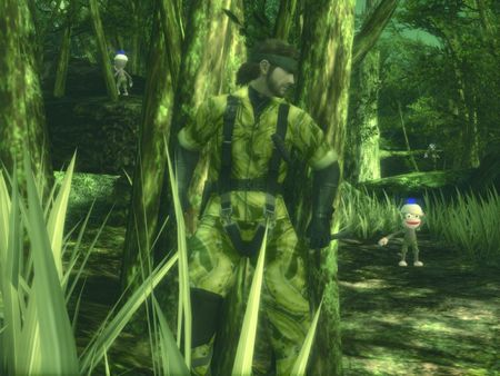 Metal Gear Solid 3: Snake Eater - 47216