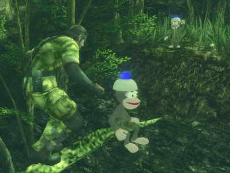 Metal Gear Solid 3: Snake Eater - 47219