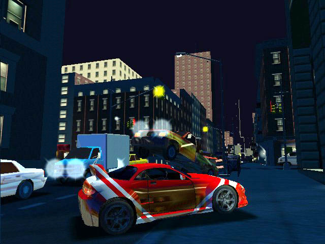 Midnight Club: Street Racing - 06676