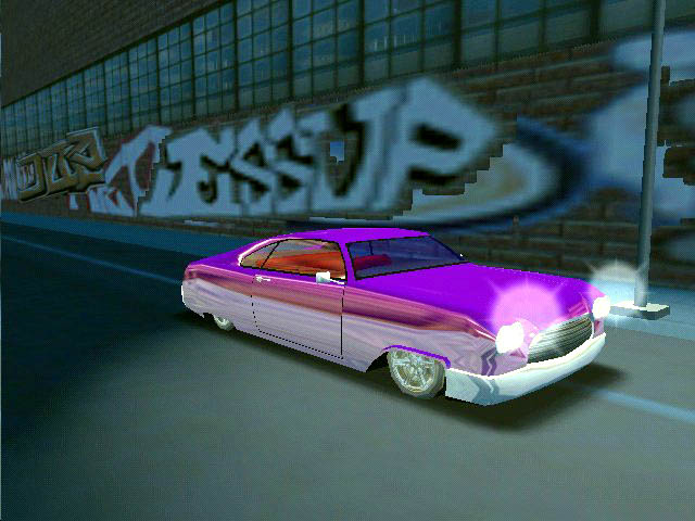 Midnight Club: Street Racing - 06682