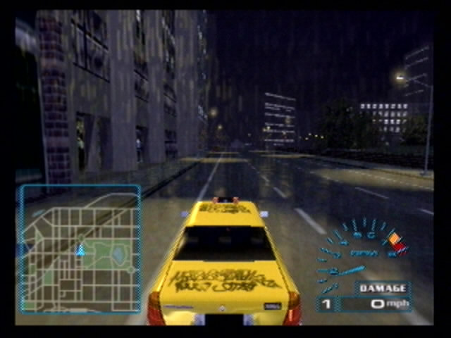Midnight Club: Street Racing - 06647