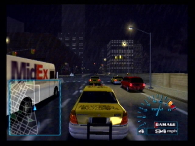 Midnight Club: Street Racing - 06652