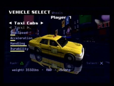 Midnight Club: Street Racing - 06653