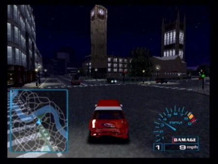 Midnight Club: Street Racing - 06659